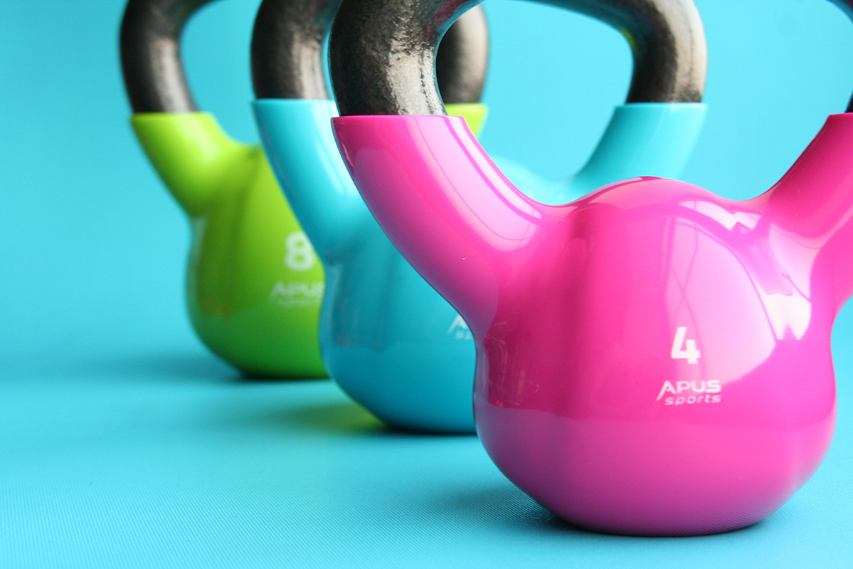 Photo of weights